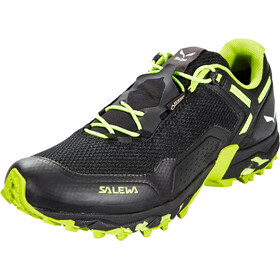 SALEWA Speed Beat GTX Scarpe Uomo, black out/fluo yellow